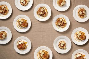 These Fluffy Banana Pancakes Are Even Easier Than Banana Bread